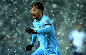 David Silva HD Background