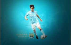 David Silva HD Desktop
