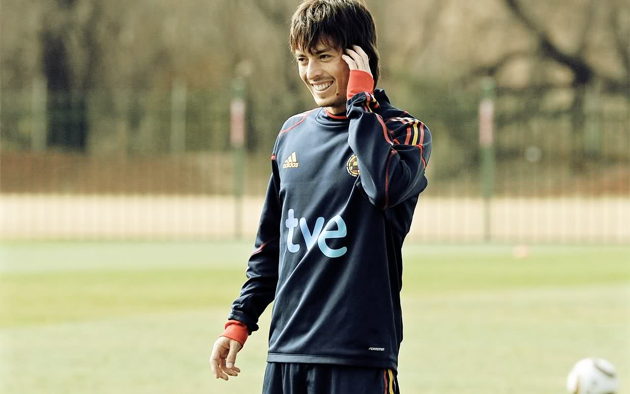 David Silva Wallpapers High Resolution And Quality Download