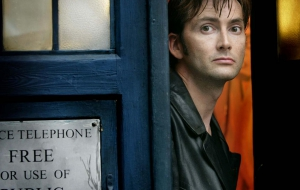 David Tennant HD Background