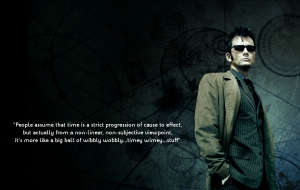 David Tennant HD Wallpaper