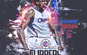 DeAndre Jordan Background