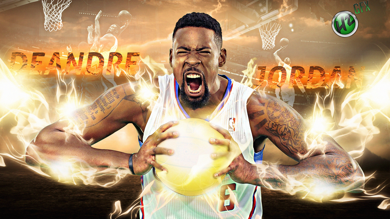 gallery for deandre jordan wallpaper