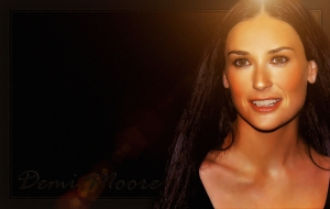 Demi Moore Computer Wallpaper