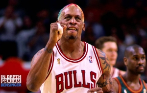 Dennis Rodman HD Background