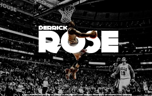 Derrick Rose Computer Wallpaper