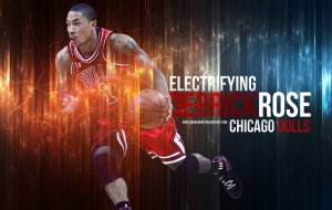 Derrick Rose Desktop