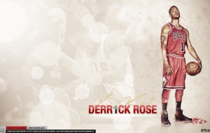 Derrick Rose High Definition