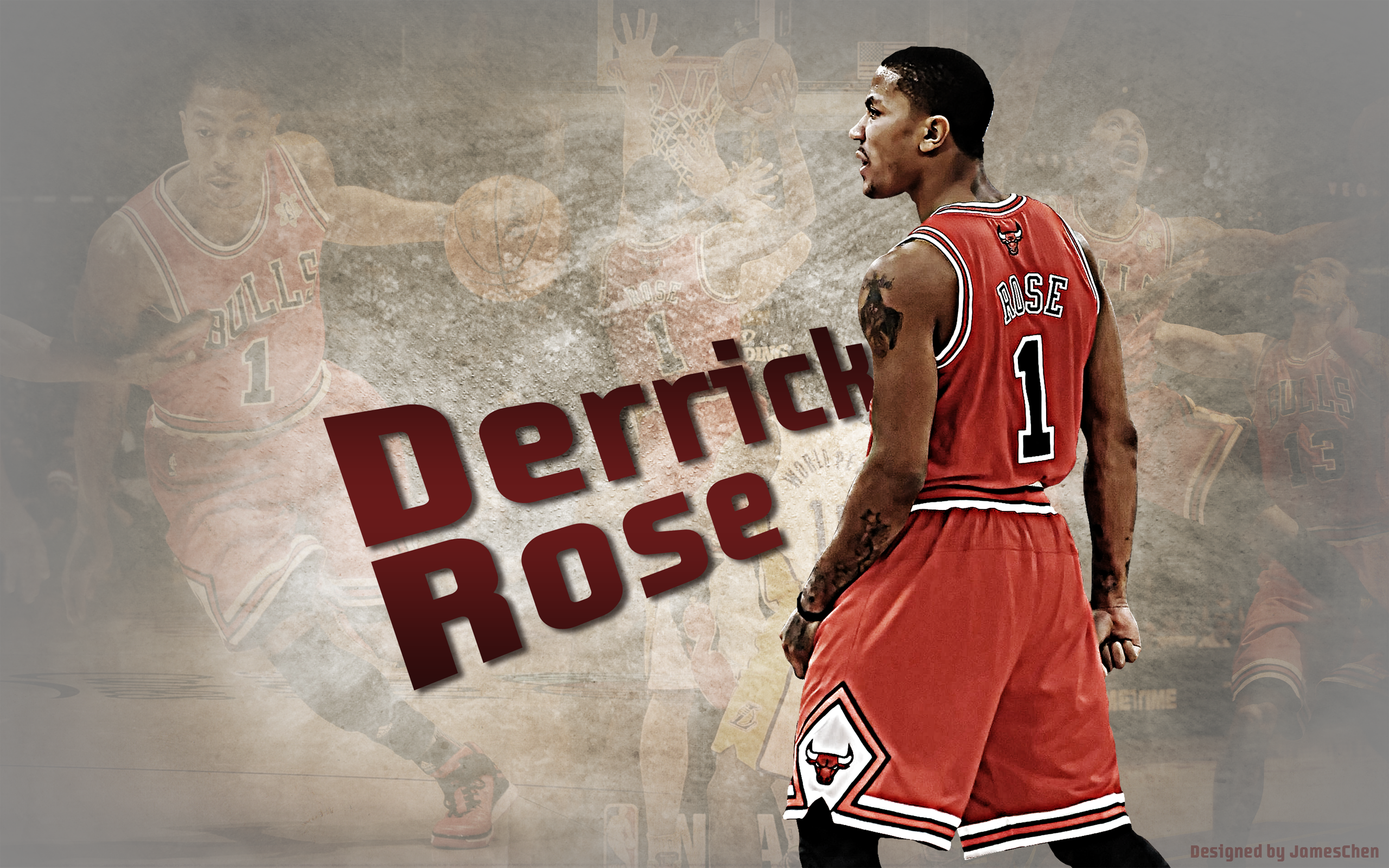 Derrick rose wallpapers high resolution and quality download - Derrick rose cool wallpaper ...
