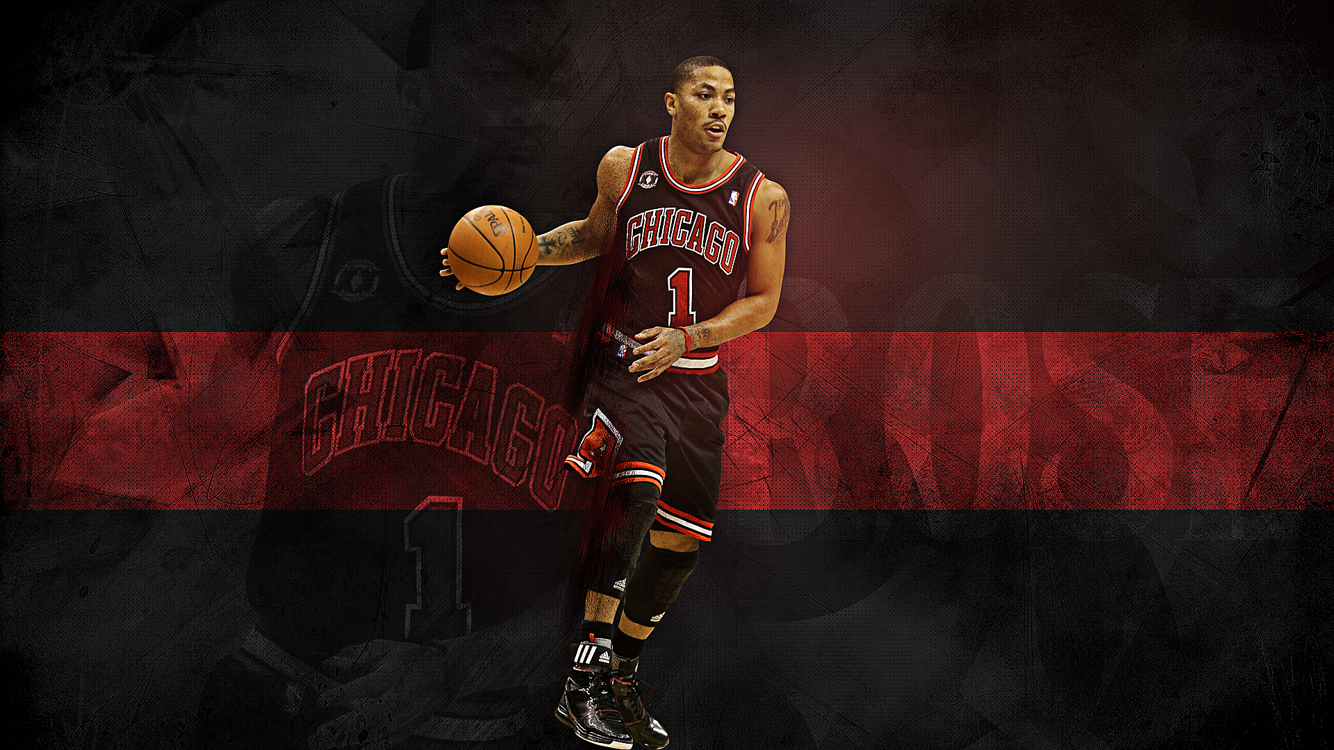 Derrick rose wallpapers high resolution and quality download - Derrick rose cavs wallpaper ...
