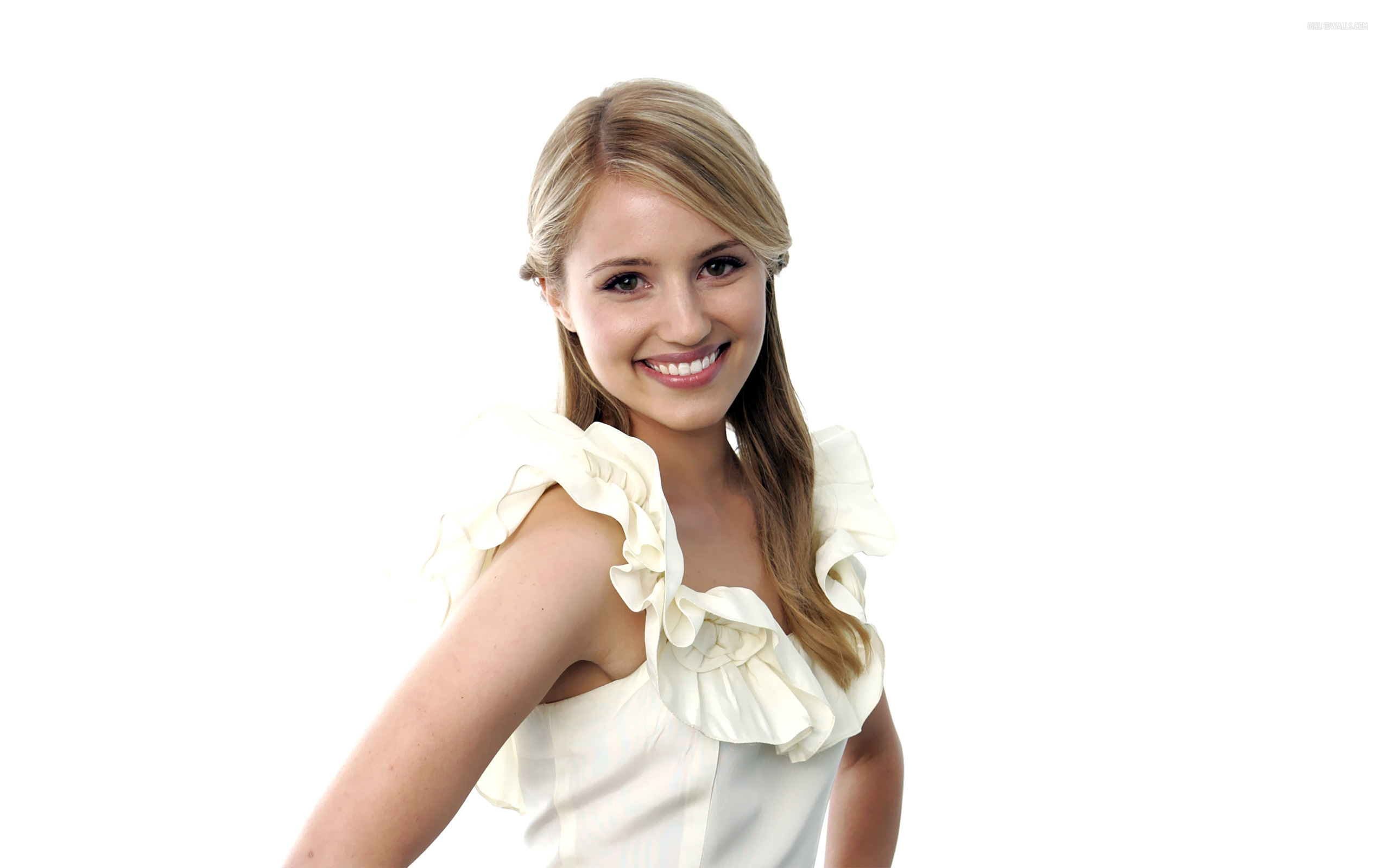 Glee images Quinn FabrayDianna Agron wallpaper and background