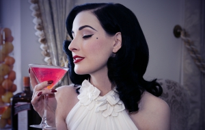 Dita Von Teese HD Background