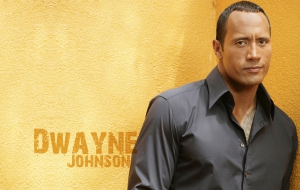 Dwayne Johnson High Definition