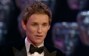 Eddie Redmayne Background