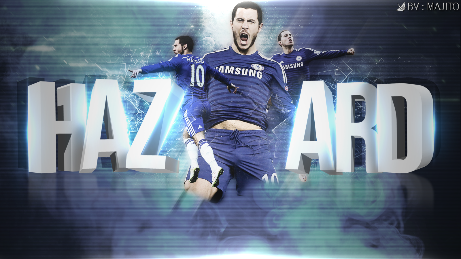 Eden Hazard Wallpapers High Resolution and Quality Download