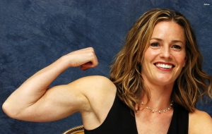 Elisabeth Shue Wallpaper