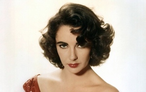 Elizabeth Taylor HD Background