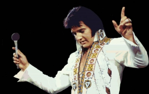 Elvis Presley HD Wallpaper