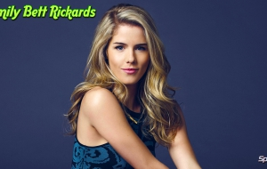 Emily Bett Rickards HD Background
