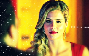Emily Bett Rickards High Definition