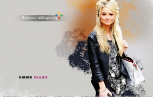 Emma Rigby HD Wallpaper