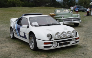 Ford RS200 4K