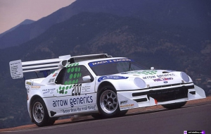 Ford RS200 Desktop