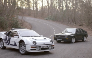 Ford RS200 HD Desktop