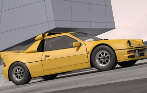 Ford RS200 HD Wallpaper