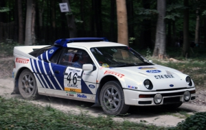 Ford RS200 Images