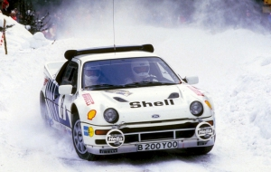 Ford RS200 Photos
