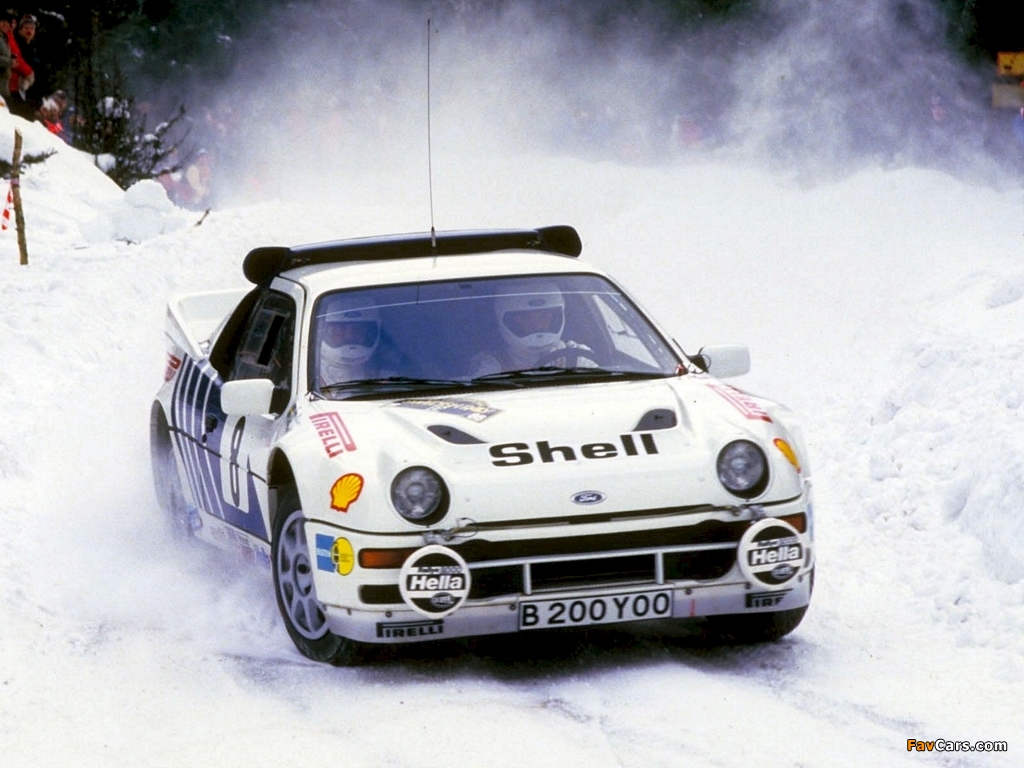 Ford Rs200 Wallpapers High Resolution And Quality Download