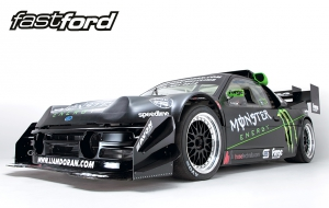 Ford RS200 Pictures