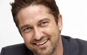 Gerard Butler HD Background