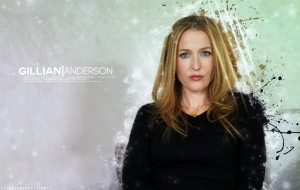 Gillian Anderson HD Wallpaper