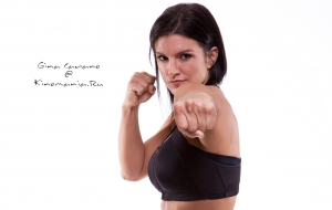 Gina Carano For Desktop