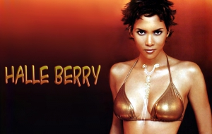 Halle Berry For Desktop