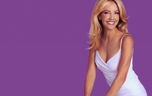 Heather Locklear HD Wallpaper