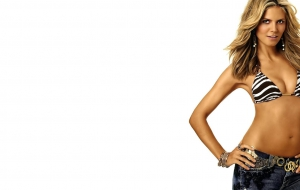 Heidi Klum HD Wallpaper