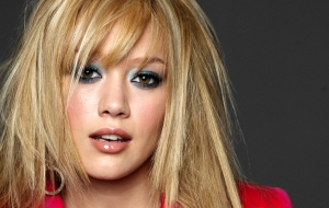 Hilary Duff For Desktop