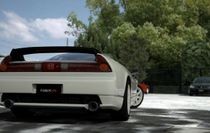 Honda NSX HD Background