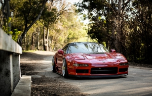 Honda NSX HD Wallpaper