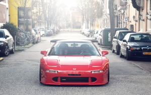Honda NSX High Quality Wallpapers