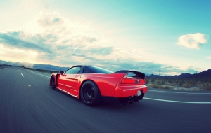 Honda NSX Photos