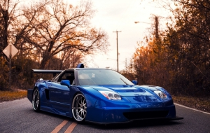 Honda NSX Wallpapers