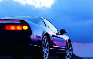 Honda NSX Widescreen