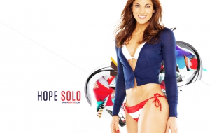 Hope Solo Desktop