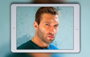 Jai Courtney HD Desktop