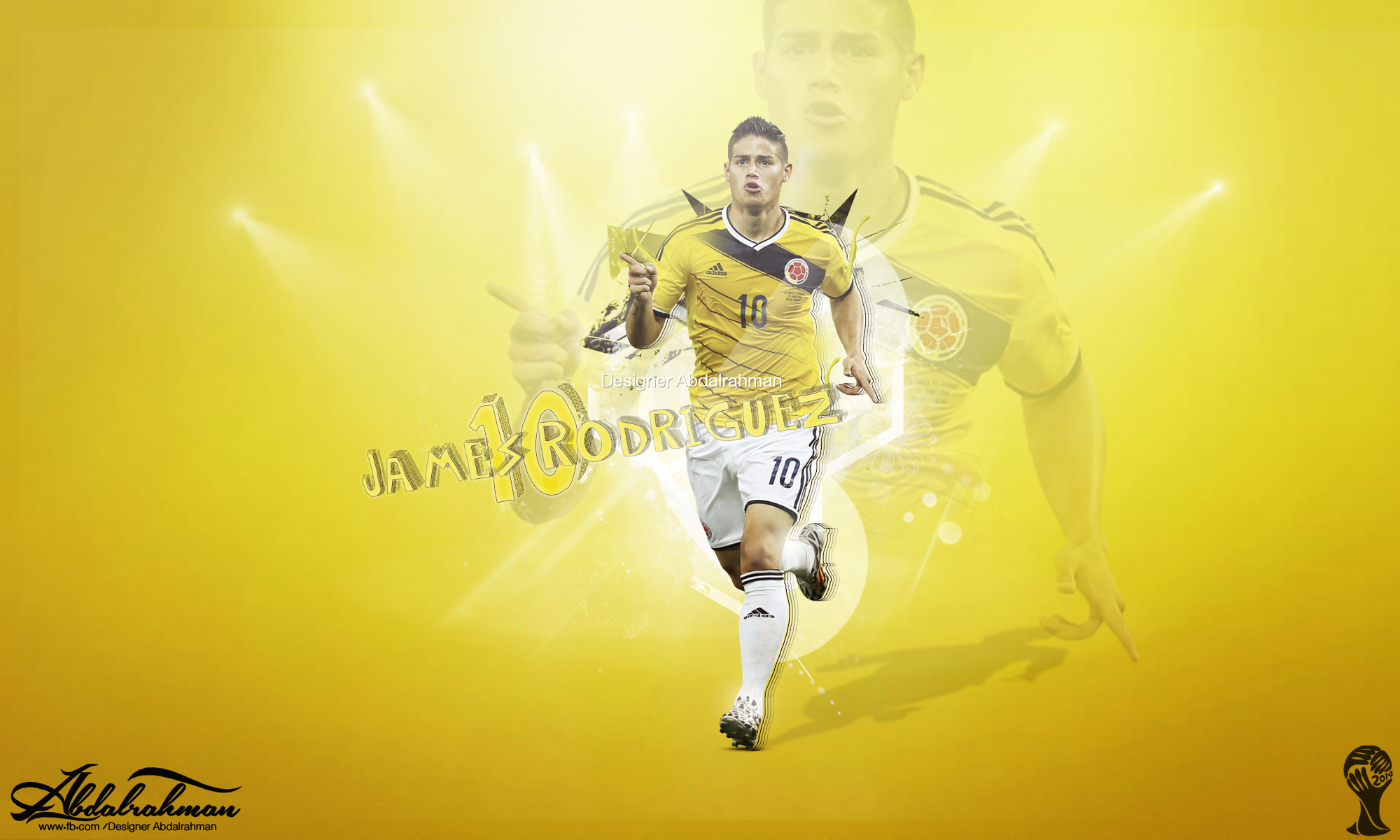 James Rodriguez Wallpapers High Resolution And Quality Download