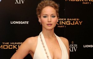 Jennifer Lawrence HD Background